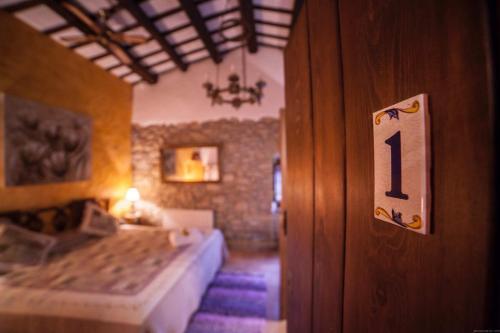 Habitación Doble Superior Hotel Mas Rabiol 2