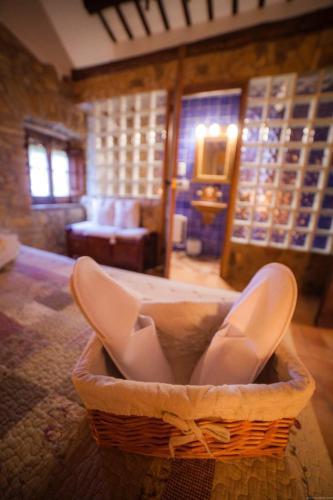 Habitación Doble Superior Hotel Mas Rabiol 14