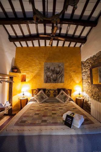 Habitación Doble Superior Hotel Mas Rabiol 5