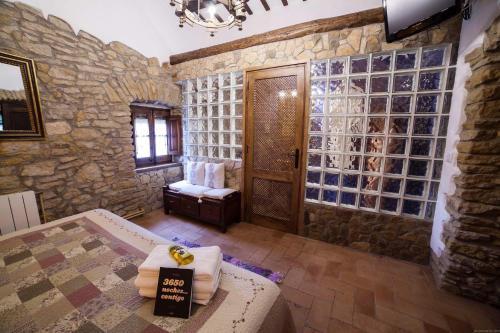 Habitación Doble Superior Hotel Mas Rabiol 13