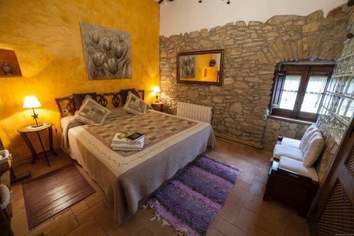 Habitación Doble Superior Hotel Mas Rabiol 3