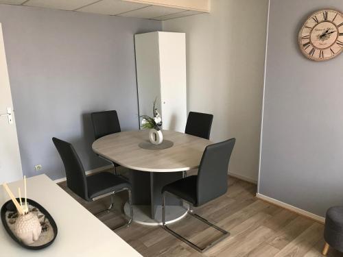 Appart Meublé Bourgoin - Apartment