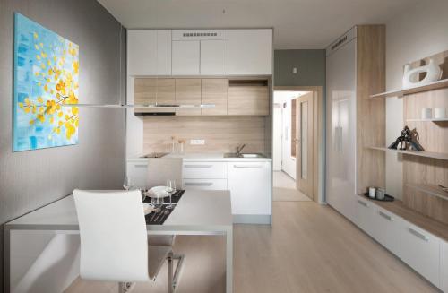 Apartement Blanc de luxe - Apartment - Prague