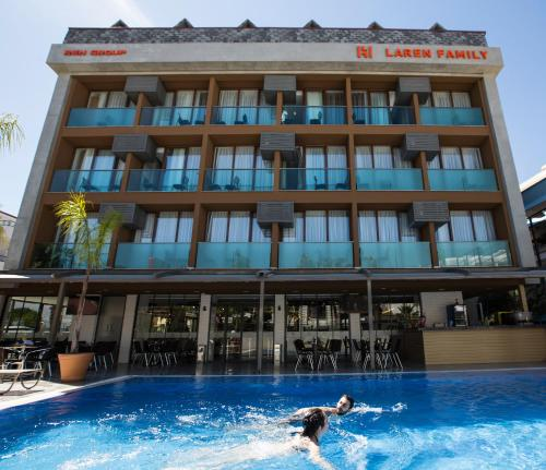 Antalya Laren Family Hotel & Spa - Boutique Class adres