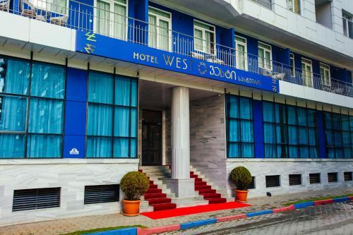Hotel West Batumi - Accommodation