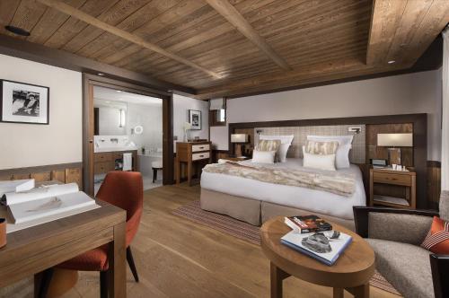 รูปภาพห้องพัก Hôtel Barrière Les Neiges Courchevel