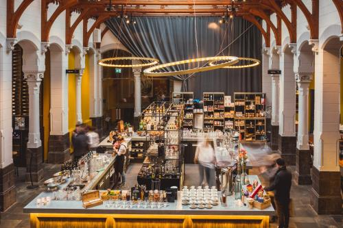 Tweebaksmarkt 25-27, 8911 KW, Leeuwarden, Netherlands.