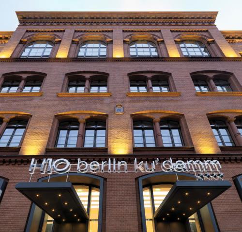 H10 Berlin Ku'damm Представительский полулюкс
