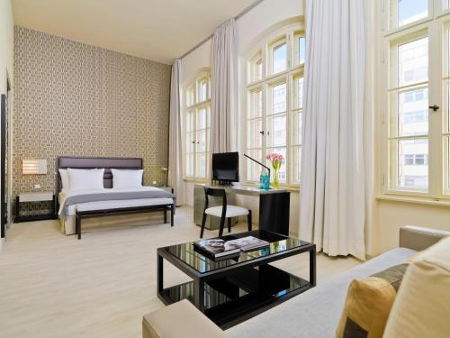 H10 Berlin Ku'damm Апартаменты с 1 спальней