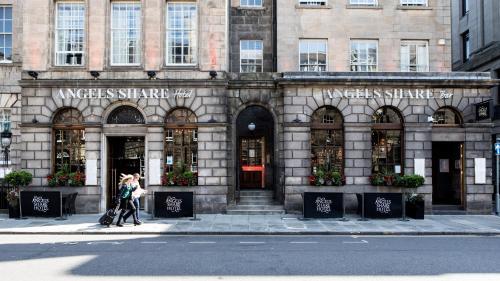 Angels Share Hotel, Edinburgh New Town