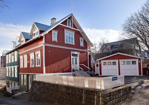 Brattagata Guesthouse Aðalmynd