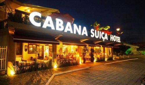 . Hotel Cabana Suiça