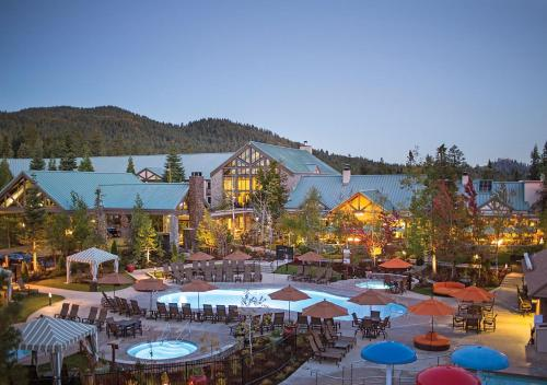 Tenaya Lodge at Yosemite фотографии номера