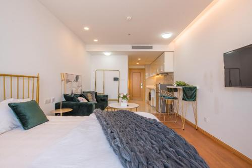 Little Happiness Boutique Apartment Hotel photo 65