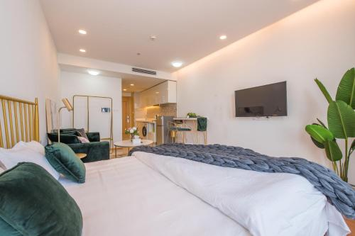 Little Happiness Boutique Apartment Hotel photo 66