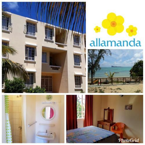 . Allamanda Apartments - 100m Bain Boeuf Beach