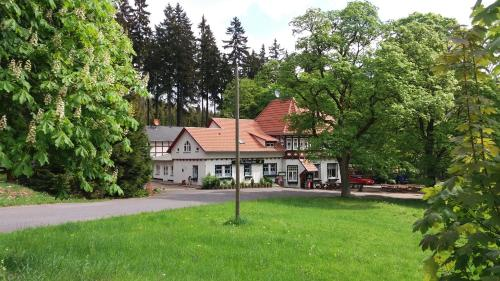 Obere Schweizerhütte - Oberhof