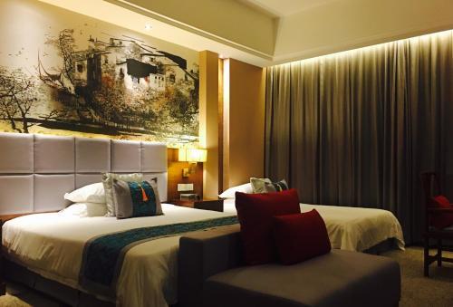 Wu Xi Shan Se Hotel