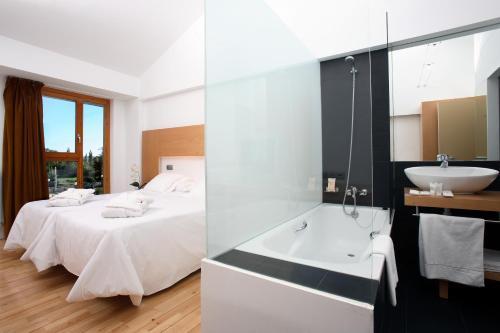 Double or Twin Room Tierra de Biescas 18