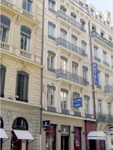 Hotel Elysée - Hôtel - Lyon