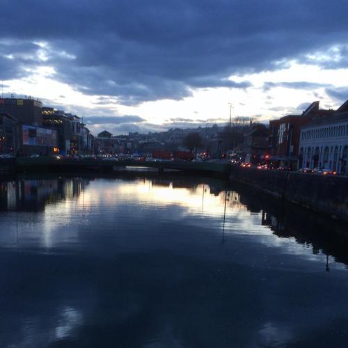 Bob and Joan's Walk, Shandon, Cork, Ireland.