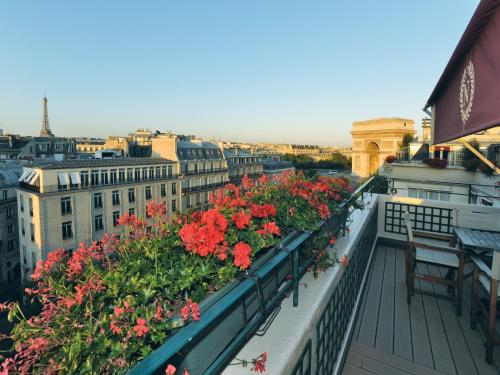 Hôtel Napoleon Paris photo 23