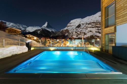 Chalet Nepomuk Zermatt