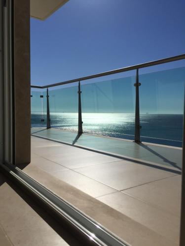 T2 com vista mar, Ferienwohnung in Sesimbra bei Azoia