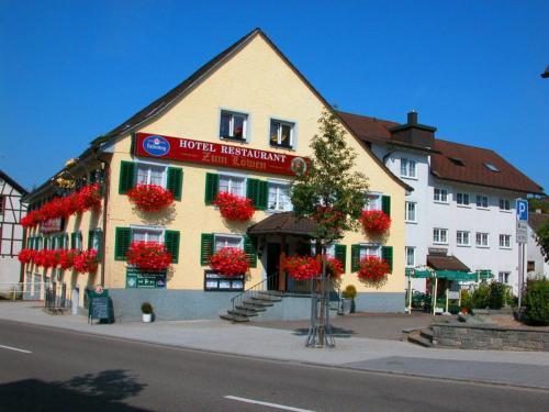 . Hotel-Restaurant Zum Loewen