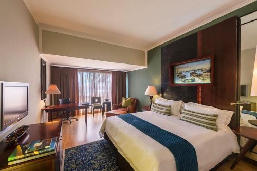 Sea Cliff Hotel salas fotos