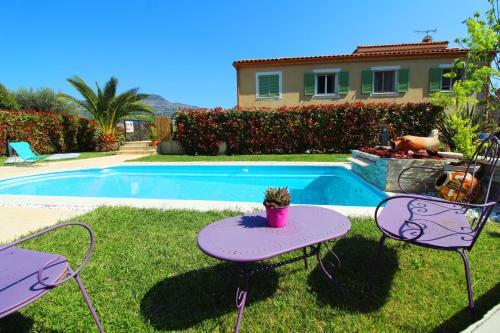 Cote d'Azur Dans le Paradis - Location saisonnière - Carros