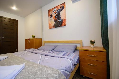 Моё Море отель Стандартный двухместный номер с 1 кроватью