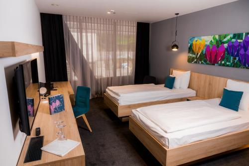 Hotel Academia szoba-fotók