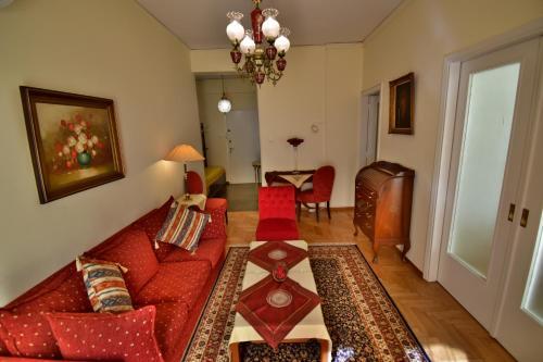 Classy 2 bedroom apartment under Acropolis at Thissio Immagine 5