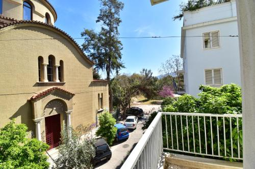 Classy 2 bedroom apartment under Acropolis at Thissio Immagine 13