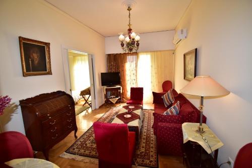 Classy 2 bedroom apartment under Acropolis at Thissio Immagine 4