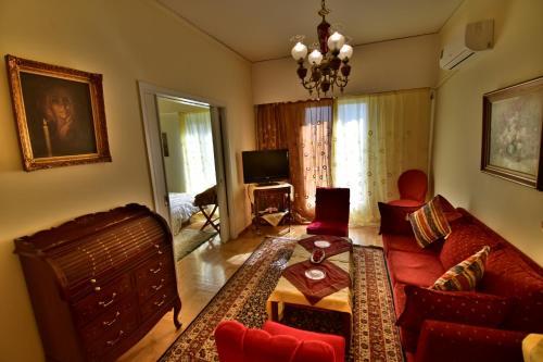 Classy 2 bedroom apartment under Acropolis at Thissio Immagine 2