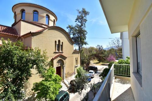 Classy 2 bedroom apartment under Acropolis at Thissio Immagine 14