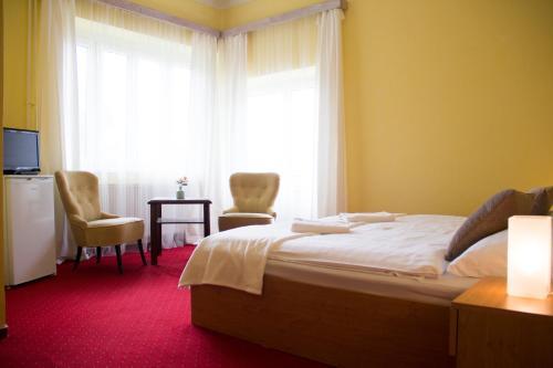 Hotel-overnachting met je hond in Vila Charleston - Luhačovice