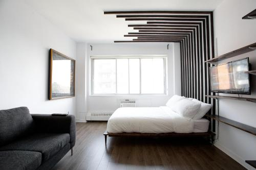 The Durocher Apartments By Et Vous Montreal (QC) Canada