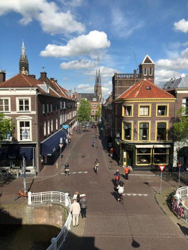 ROOM 1637, Pension in Delft