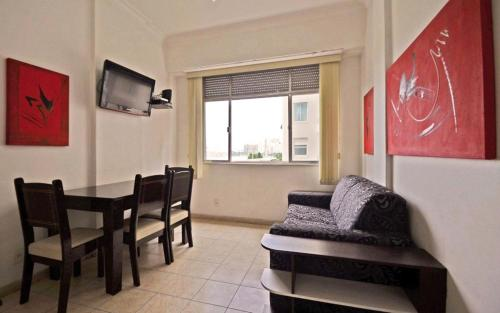 Hotel Copacabana Apartment Miguel Lemos 8 / 4 Andar