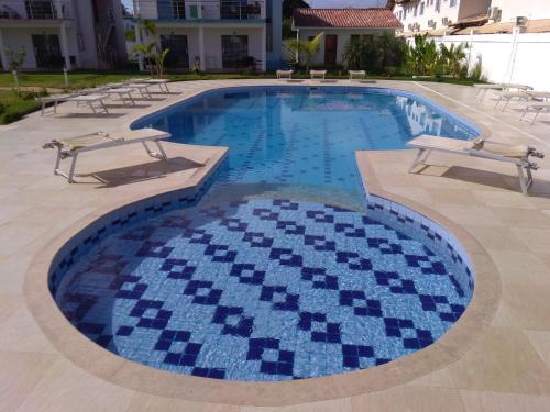 . Apartamentos Luxo a 100 metros da Praia