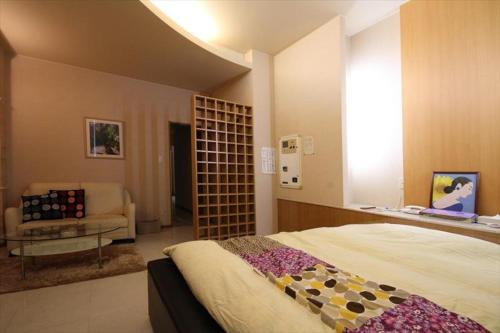 Deluxe Double Room Tongariboshi (Adult Only)