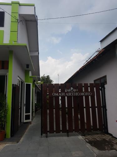 Omah Artho Moro, Gunung Kidul