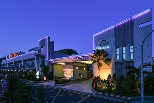 Hwu Meei Motel Tainan Taiwan