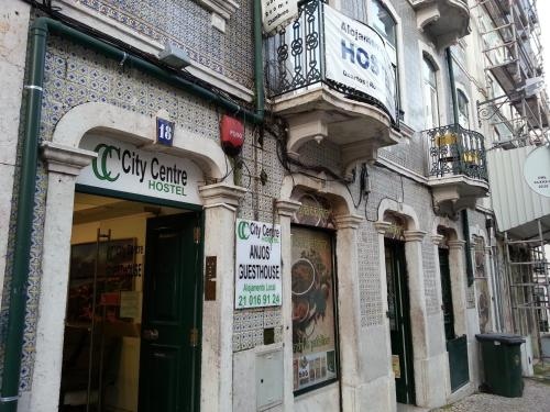 City Centre Anjos Guesthouse