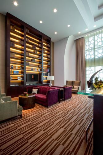 Bab Al Qasr Hotel photo 125