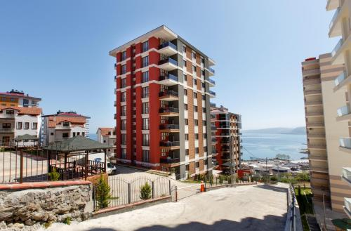 Trabzon North Pearl Residence adres