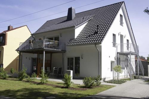 . Haus Werder Wohnung 2 mit Kamin